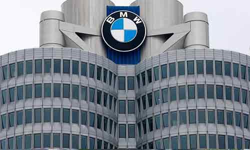 ساخت سوییچ BMW