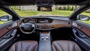 ساخت سوئیچ خودرو مرسدس بنز S500 در محل